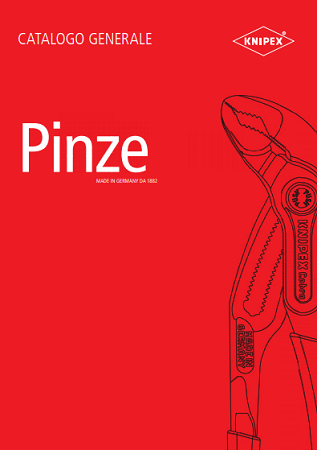Catalogo pinze Knipex 2019