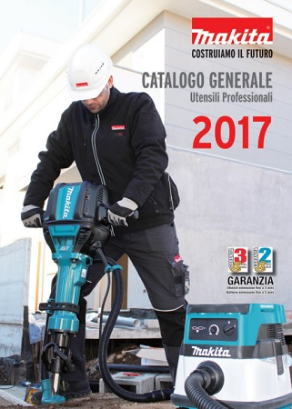 Catalogo Makita 2017